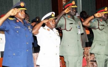 Insecurity: Buhari Finally Bows to Pressure, sacks Security Chiefs
