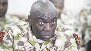Breaking: Newly Appointed Chief of Army Staff, Attahiru,11 others killed in plane crash near Kaduna airport