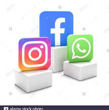 Facebook, Instagram and Whatsapp suffer outage.